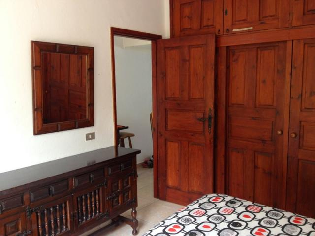 Dresser and mirror in the Master Bedroom - Lovely Seaview Apartment , Puerto del Carmen, Lanzarote
