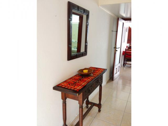 Entrance of the apartment - Lovely Seaview Apartment , Puerto del Carmen, Lanzarote