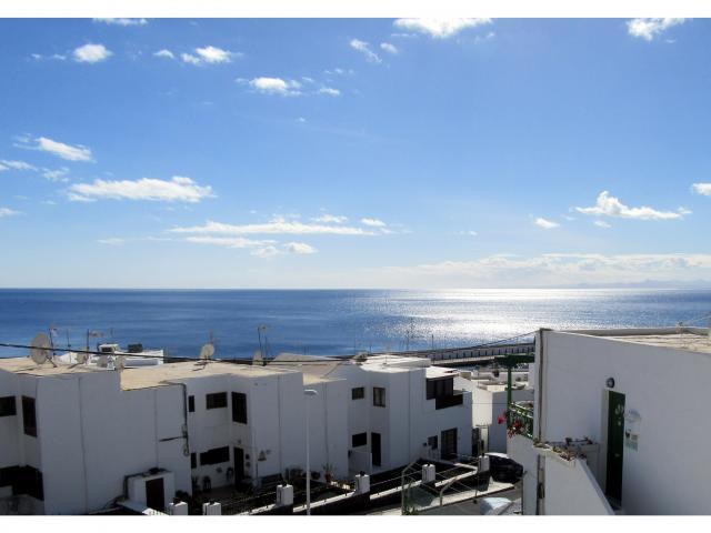 Fabulous sea views to Fuerteventura - Old Town apartment, Puerto del Carmen, Lanzarote