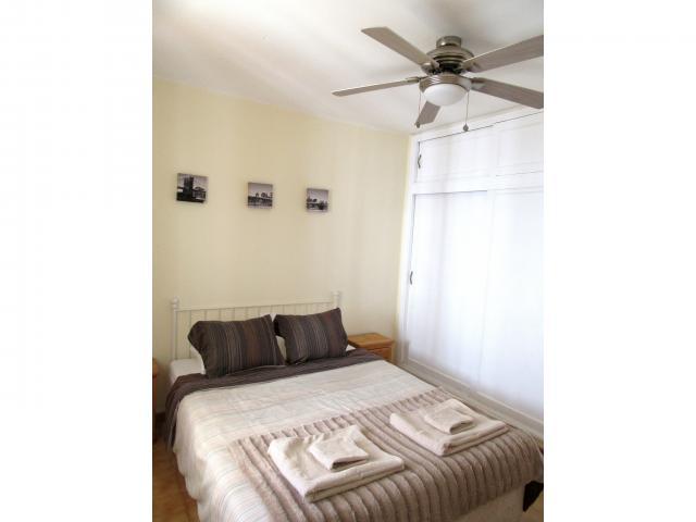 Main bedroom - Old Town apartment, Puerto del Carmen, Lanzarote