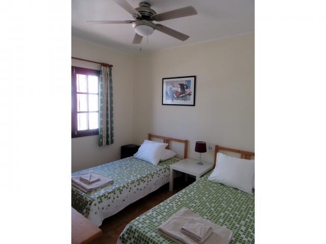Twin bedroom - Old Town apartment, Puerto del Carmen, Lanzarote