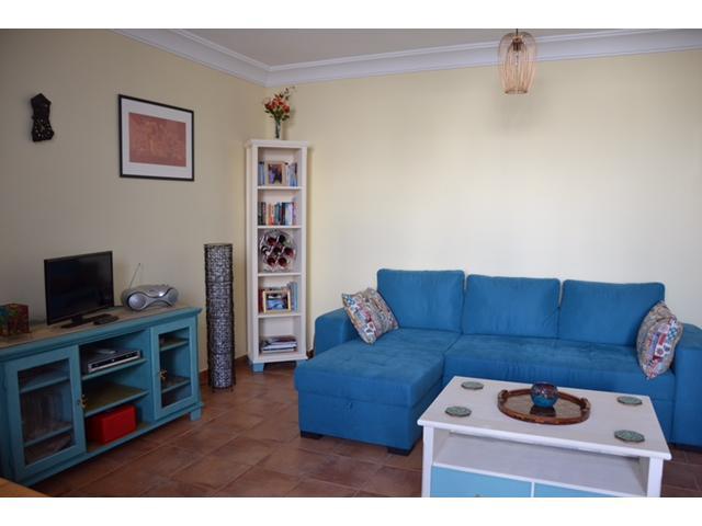 Living room - Apartment Puerto Calero , Puerto Calero, Lanzarote