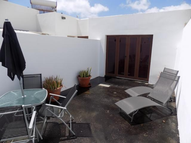 1 bed private apartment in Matagorda with private sunbathing