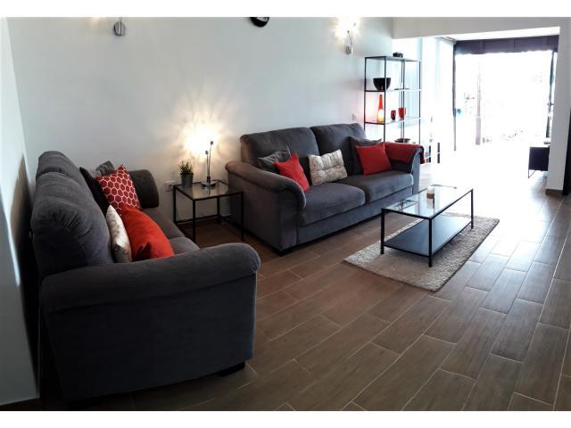 Living room - Casa Florence, Matagorda, Lanzarote