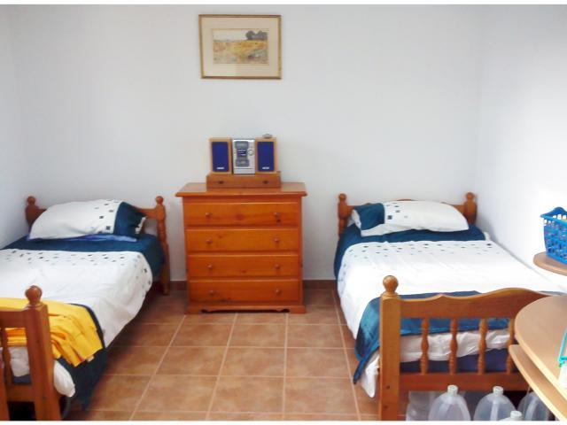 3rd rear bedroom - Casa Dasha , Matagorda, Lanzarote