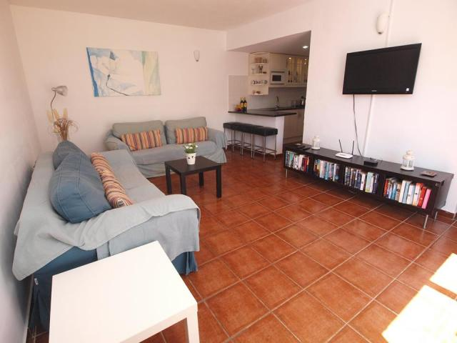 Lounge - Club Valena Apartments, Matagorda, Lanzarote