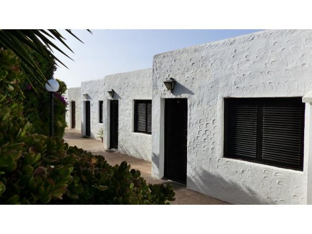 Outdoor hallway - Lovely Seaview Apartment , Puerto del Carmen, Lanzarote
