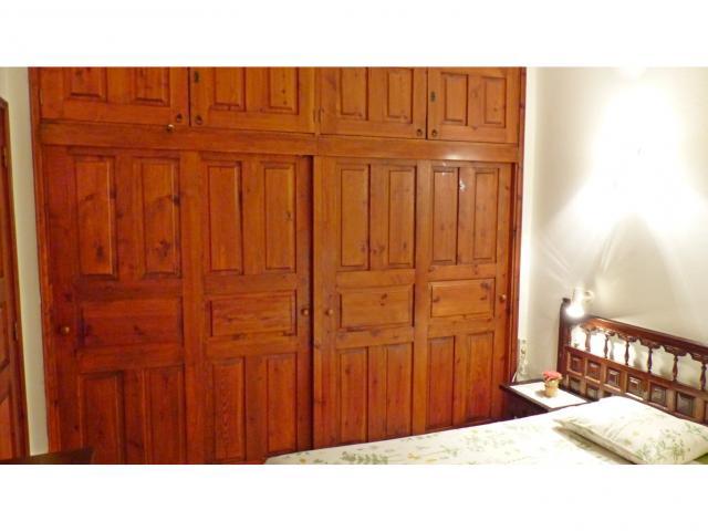 Built-in wardrobe in the Master Bedroom - Nice Seaview Apartment, Puerto del Carmen, Lanzarote