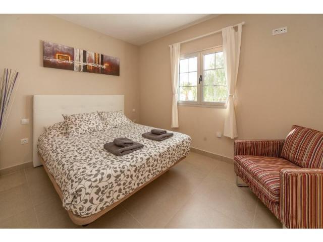 3rd double bedroom - Casa de Gales, Puerto del Carmen, Lanzarote