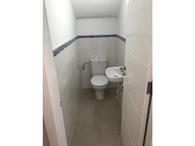 wc - Casa de Gales, Puerto del Carmen, Lanzarote