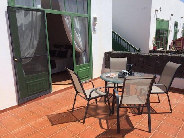 Front Terrace - Casa Koru, Puerto Calero, Lanzarote