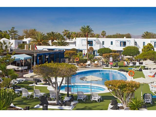 Our beautiful resort by day - 2 Bed - Diamond Club Calypso, Puerto del Carmen, Lanzarote