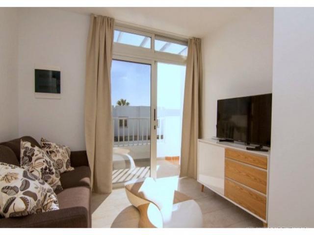 Lounge/Balcony - Los Gracioseros Apartment, Puerto del Carmen, Lanzarote