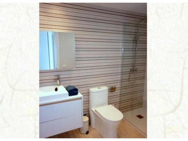 Family Bathroom - Los Gracioseros Apartment, Puerto del Carmen, Lanzarote