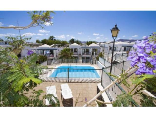 complex pool area  - Casa 261 . , Puerto del Carmen, Lanzarote