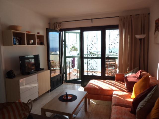 Living area - Casa 261 . , Puerto del Carmen, Lanzarote