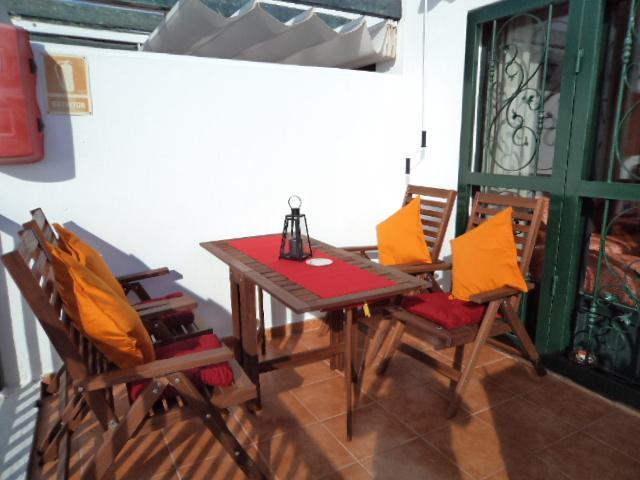 terrace - Casa 261 . , Puerto del Carmen, Lanzarote