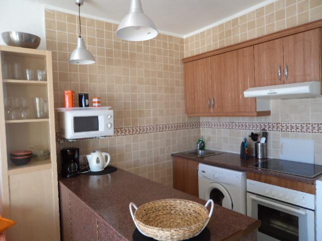 kitchen area - Casa 261 . , Puerto del Carmen, Lanzarote