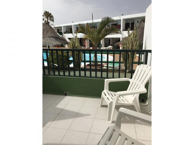 Balcony View - La Florida 303, Puerto del Carmen, Lanzarote