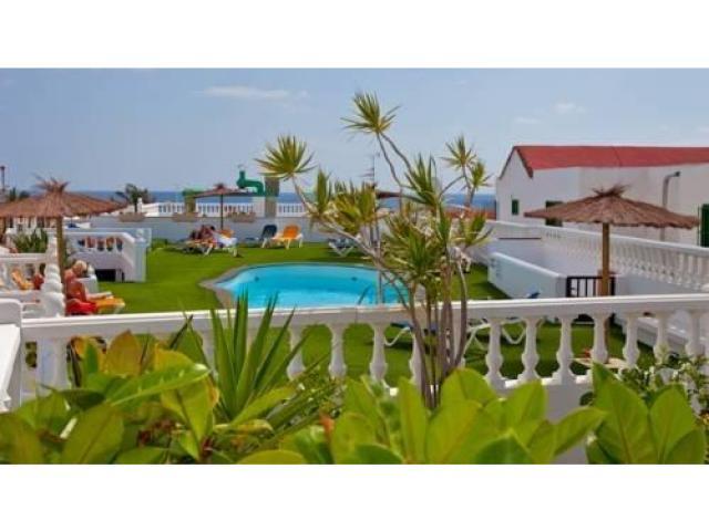 pool area  - Columbus 6B, Puerto del Carmen, Lanzarote