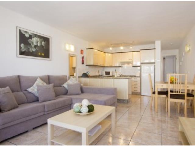 living area - Columbus 6B, Puerto del Carmen, Lanzarote