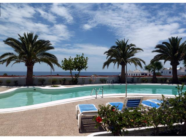 One bedroomed apartments in central Puerto del Carmen close to the Casino, refurbished