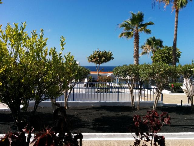 Views to the sea - Atalaya Apartments, Puerto del Carmen, Lanzarote