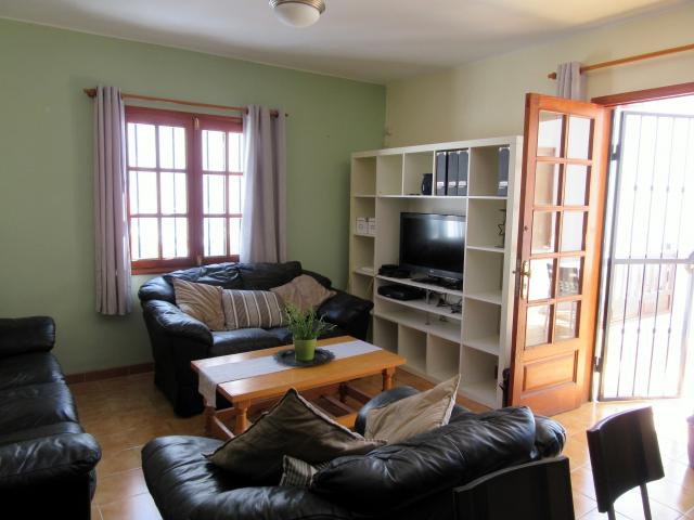 Comfortable lounge - Old Town apartment, Puerto del Carmen, Lanzarote