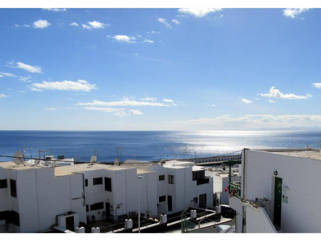 Fabulous sea views to Fuerteventura - Old Town apartment, Puerto del Carmen, Lanzarote