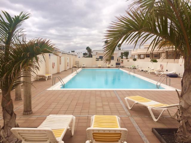 Pool Terrace - Riviera Park, Puerto del Carmen, Lanzarote
