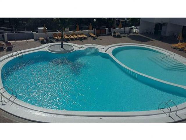 Communal Pool - Casa Perro, Matagorda, Lanzarote
