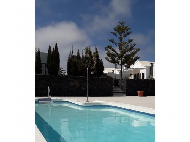 Communal Pool - Villa Francia, Puerto del Carmen, Lanzarote