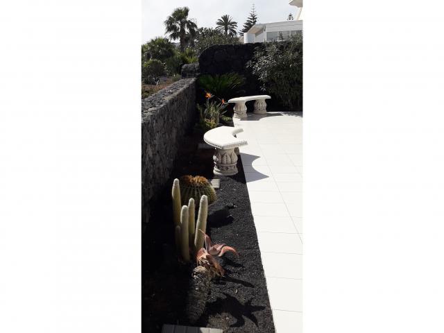 Garden - Villa Francia, Puerto del Carmen, Lanzarote
