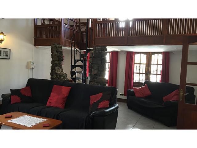 Lounge & Internal Staircase - Casa Ferra, Puerto del Carmen, Lanzarote