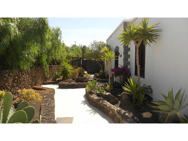 Garden - Casa Ferra, Puerto del Carmen, Lanzarote