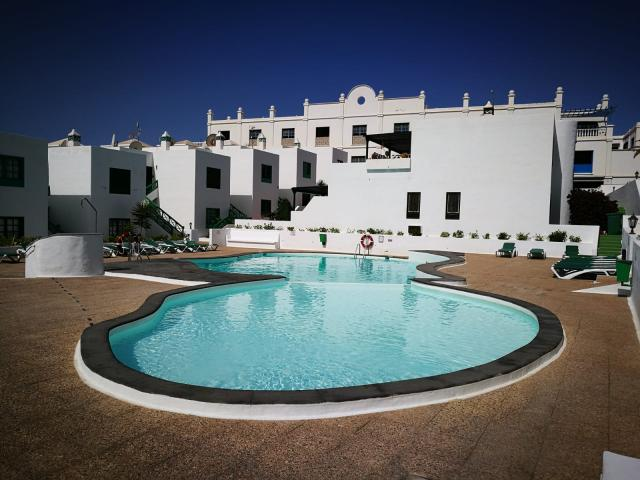 Communal Pool area - Near the Casino, Puerto del Carmen, Lanzarote