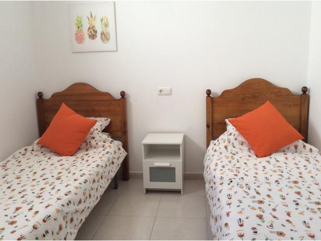 First basement bedroom - Calle Burgao, Puerto del Carmen, Lanzarote
