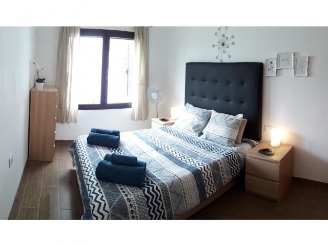 Main Bedroom - Casa Florence, Matagorda, Lanzarote