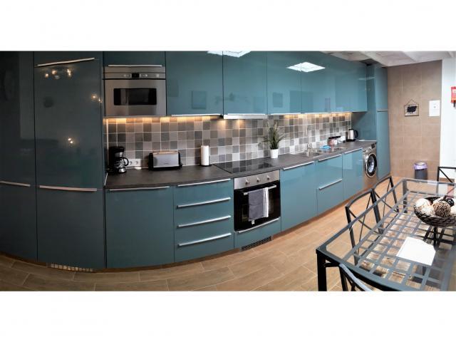Kitchen - Casa Florence, Matagorda, Lanzarote
