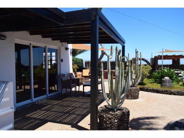 Entrance - Villa Kura, Puerto del Carmen, Lanzarote
